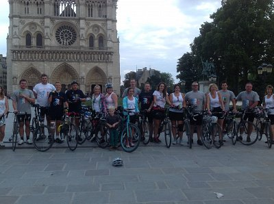 OOH LA LA – MPM EMPLOYEES GET ON THEIR BIKES FOR CHARITY!!